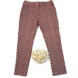 Ann Taylor Loft Julie Skinny Cropped Pants